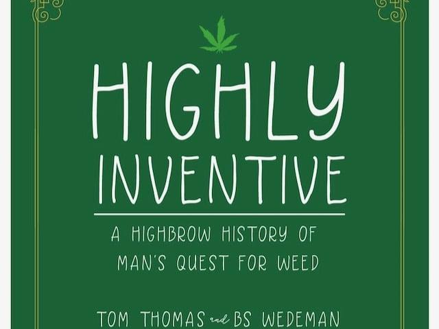 Book, weed, fun,