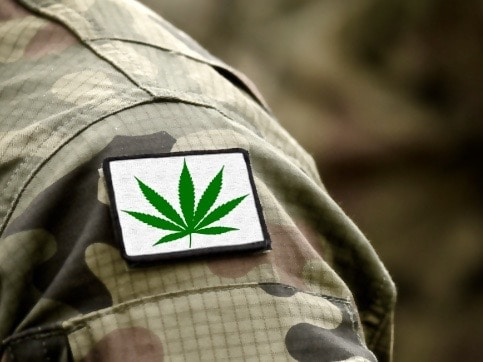 Army, PTSD, Cannabis, USA,