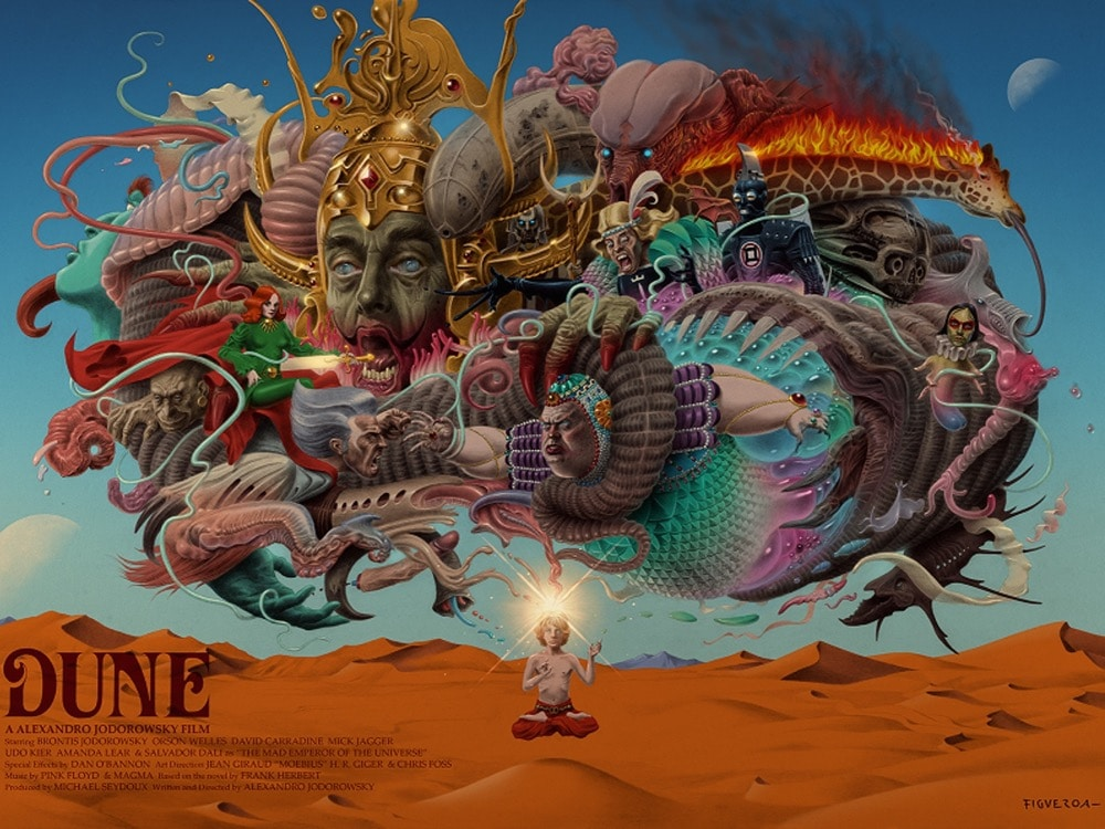 Dune, Jodorowsky,