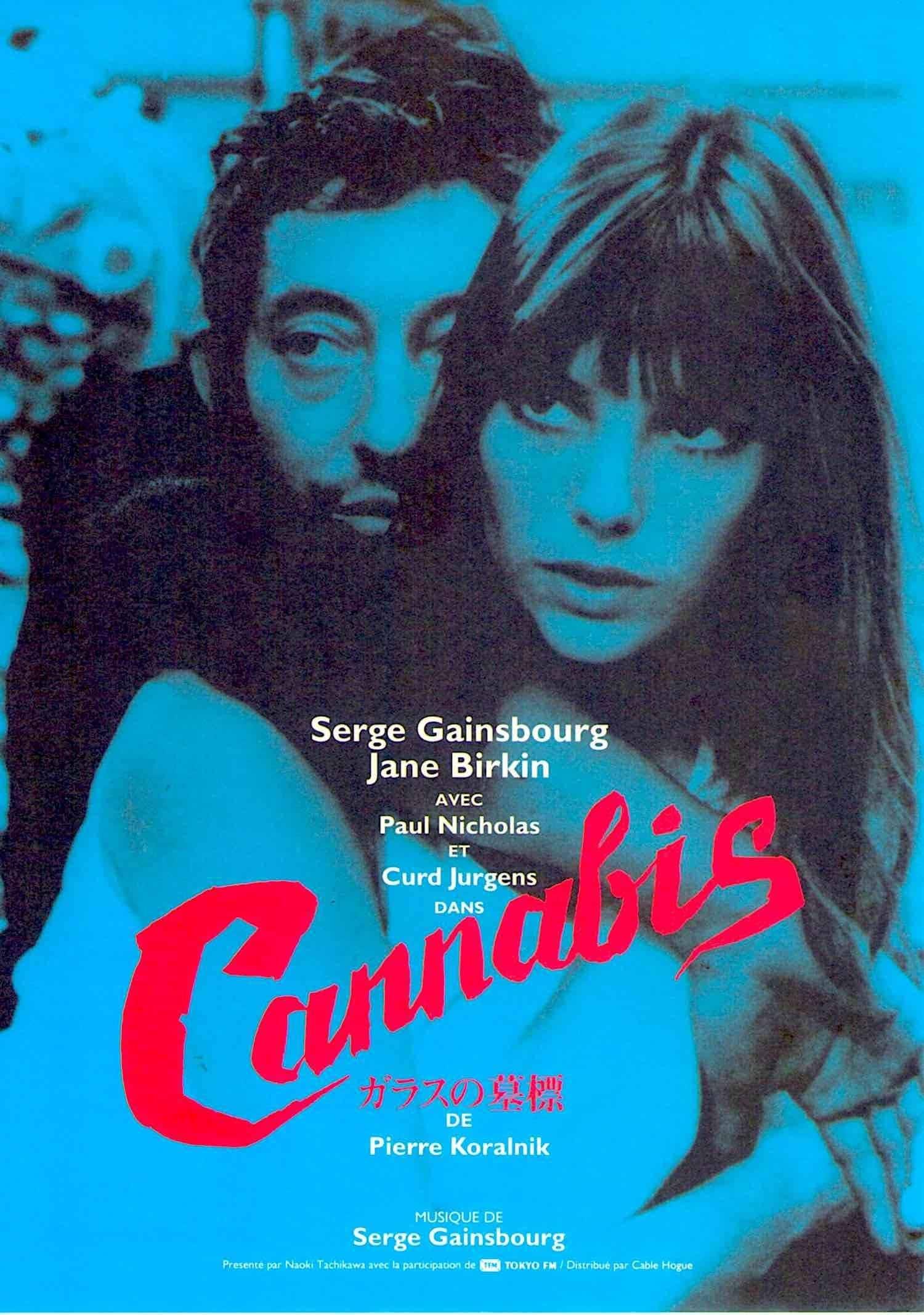Gainsbourg, Birkin, cannabis,