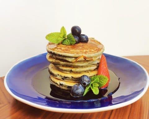 Reectte, THC, CBD, Blueberry pancakes,