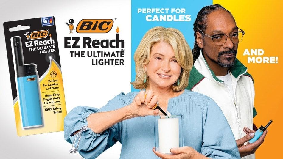Bic, Snoop Dogg, Martha Stewart, Weed,