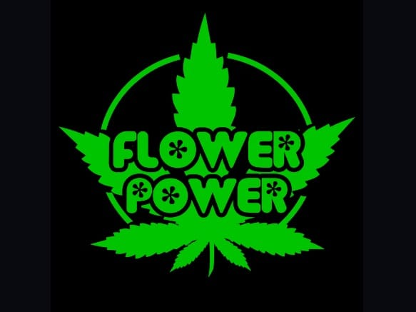 Cannabis, Flower, Power,