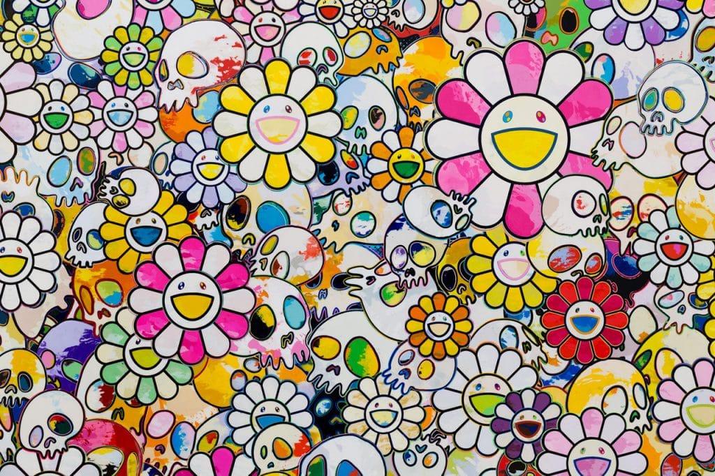 Flower power, Art,