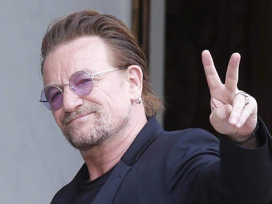 Bono, Climat, U2,