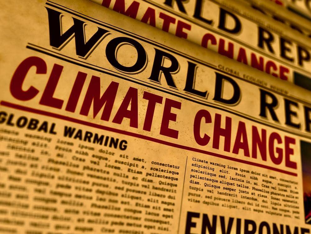 Rupert Murdoch, Climat, Médias,