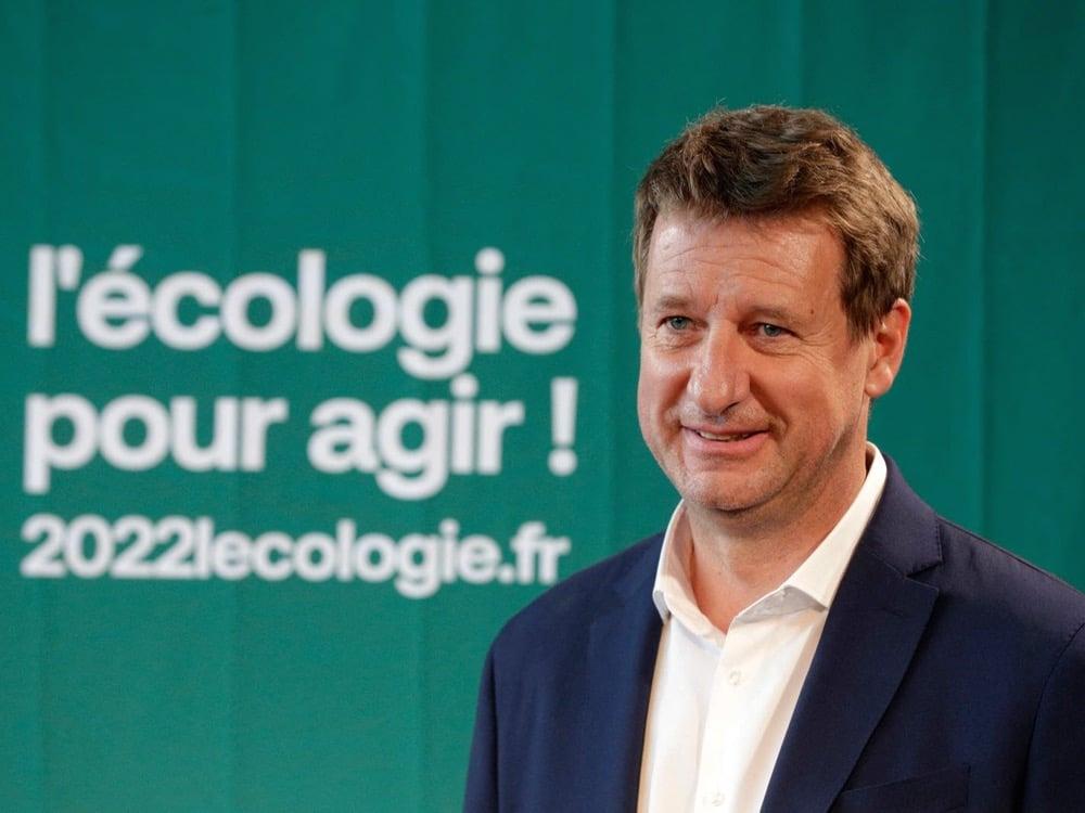 Yannick Jadot, Présidentielles 2022, Programme,